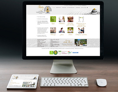 Logo, charte graphique et site internet