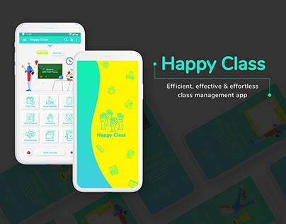 Class management app for Teachers