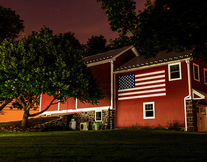 Big Bad Barn Banner