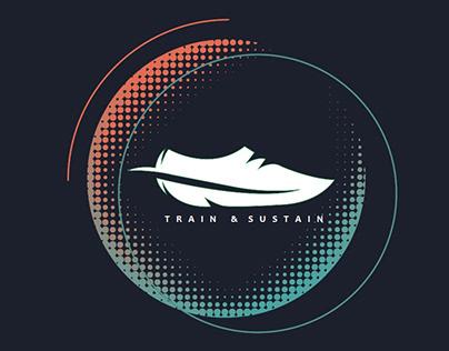 Train & Sustain Logo Design & Advertising