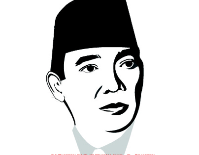 Soekarno Projects Photos Videos Logos Illustrations And Branding On Behance