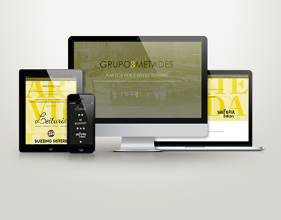 GRUPO 3 METADES Website