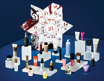 The Beauty Countdown Advent Calendar