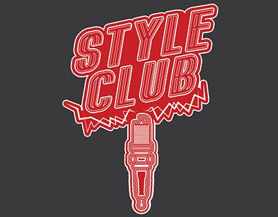Style Club Sticker