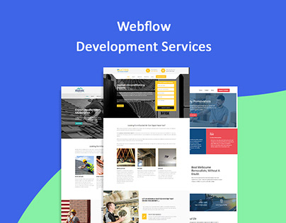 Webflow Development Services