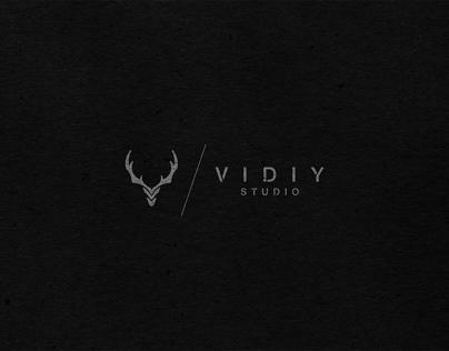 Vidiy Studio / Brand Identity