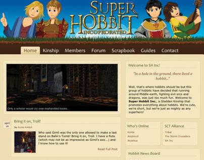 Super Hobbit Inc Blog Site
