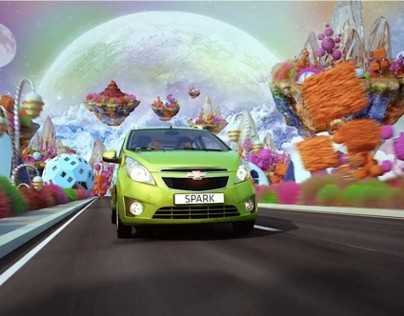 Chevrolet Spark. TV ad