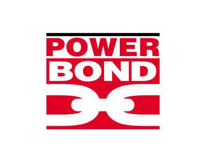 PowerBond logo design