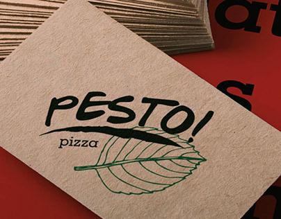 PESTO! Pizzeria Napoletana // Brand Project