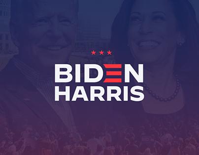 Biden Harris 2020 Digital Content