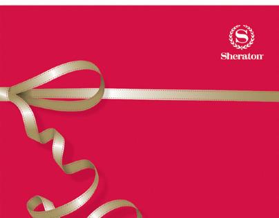 Sheraton Hotels & Resorts Holiday Card