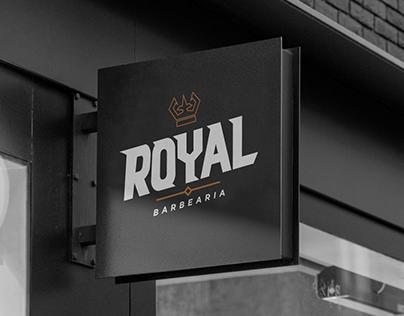 Barbearia Royal
