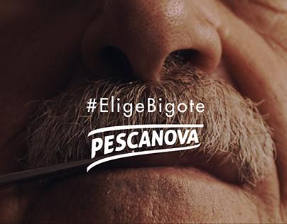 #EligeBigote - Rodolfos de PESCANOVA