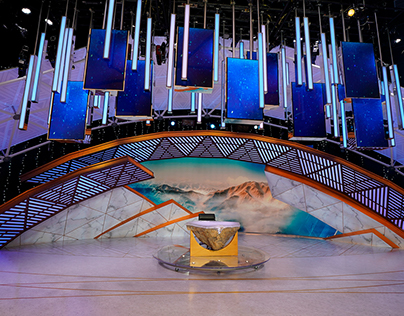 NBC Studio A PyeongChang Winter Olympics