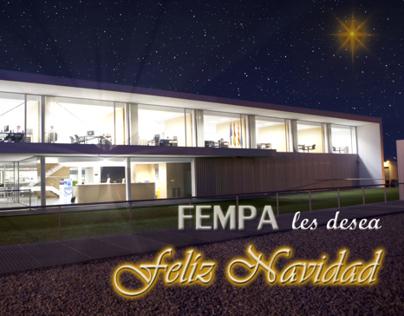 FEMPA Motion Christmas Card