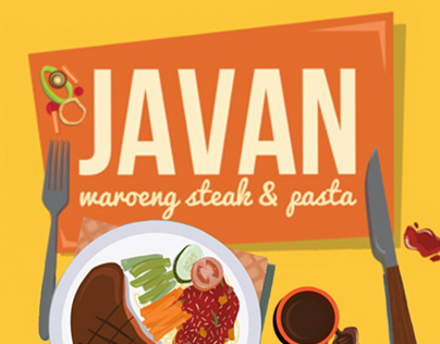 Infographic : JAVAN - Waroeng Steak & Pasta