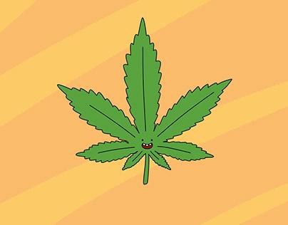 Los efectos de los cannabinoides (17-25 años)
