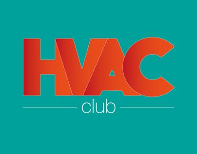 HVAC club | Logo Design