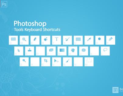 Photoshop Tools Keyboard Shortcuts