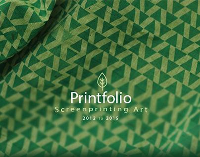 Printfolio - Handmade Screen Prints...