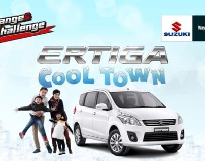 Ertiga Projects Photos Videos Logos Illustrations And Branding On Behance