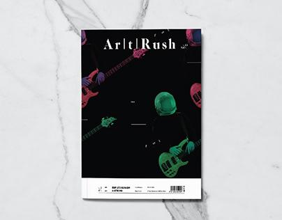 AR[T]RUSH Magazine