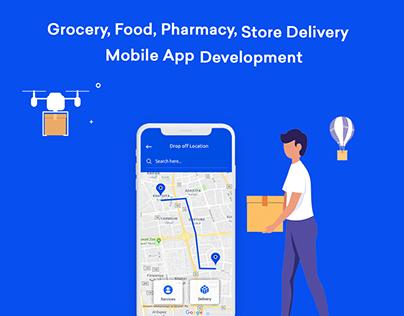 Delivery App Like Postmates