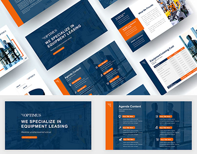 Accounting & Financial Powerpoint Presentation Design