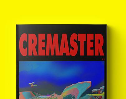 cremaster fanzine 2017