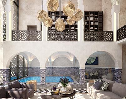 Islamic family area