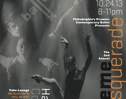 Ballet X Poster