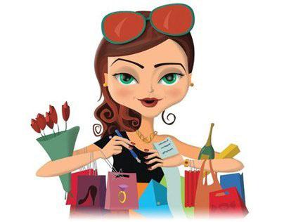 Luxury market (Illustration)