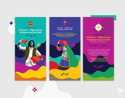 Cultoor Festival Branding