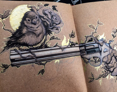 The bird & the gun