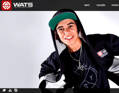 Web site - Wats Skate