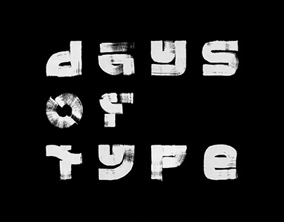 36 Days of Type 2020