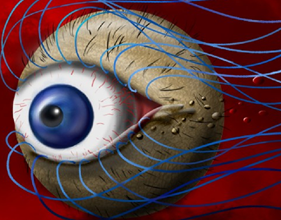 Floating Eye [Flying] (The A-Ballminations)