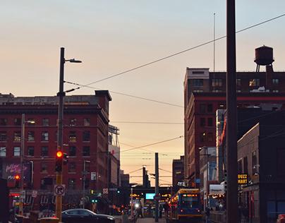 Downtown Minnesota