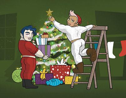 Santa's Special Helpers