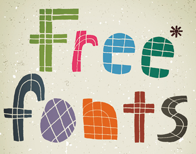 Free Hipster Font: Hand Drawn