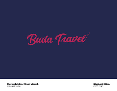Design · Visual ID |Buda Travel Argentina 2019