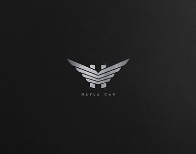 Hayla Car Logo Design