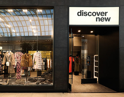 Discover New Experiential Retail Pop-up