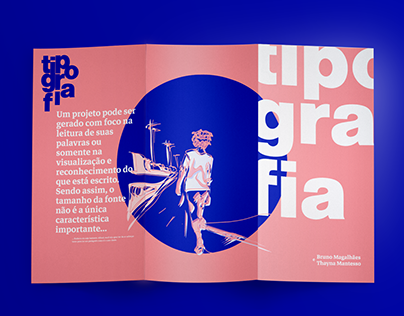 Folder: Tipografia