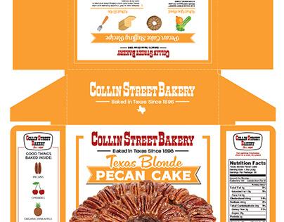 Collin Street Bakery Packaging
