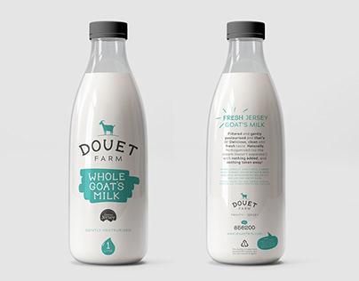 Douet Farm Rebrand