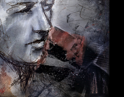 Joe Strummer: Digital Collage Portrait