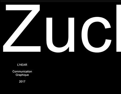 Zuckerbuck Typography Web