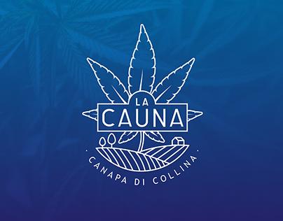 La Cauna - Branding & Logo Design
